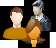 LinkedIn target group