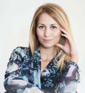Nina Nikolova - social media marketing specialist